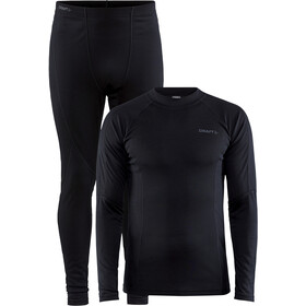 Craft Core Warm Baselayer Set Heren, black